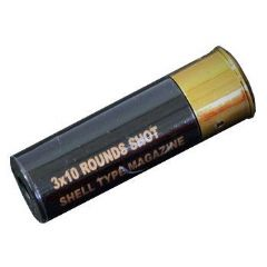 Spare Black Shotgun Shell For M56 & M63 Airsoft Shotguns